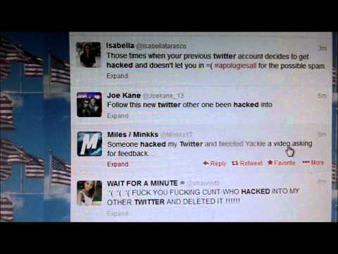 Was Twitter Hacked Today? October 7, 2013 (1080HD)