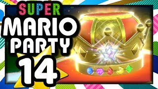 SUPER MARIO PARTY EPISODE 14 ROUTE DES DÉFIS : LA SUPERSTAR ! (NINTENDO SWITCH)