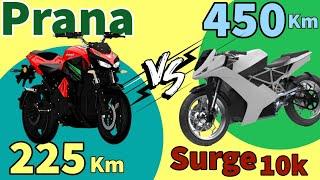 Prana Electric Bike vs Surge 10k Comparison | 2021 Best ?