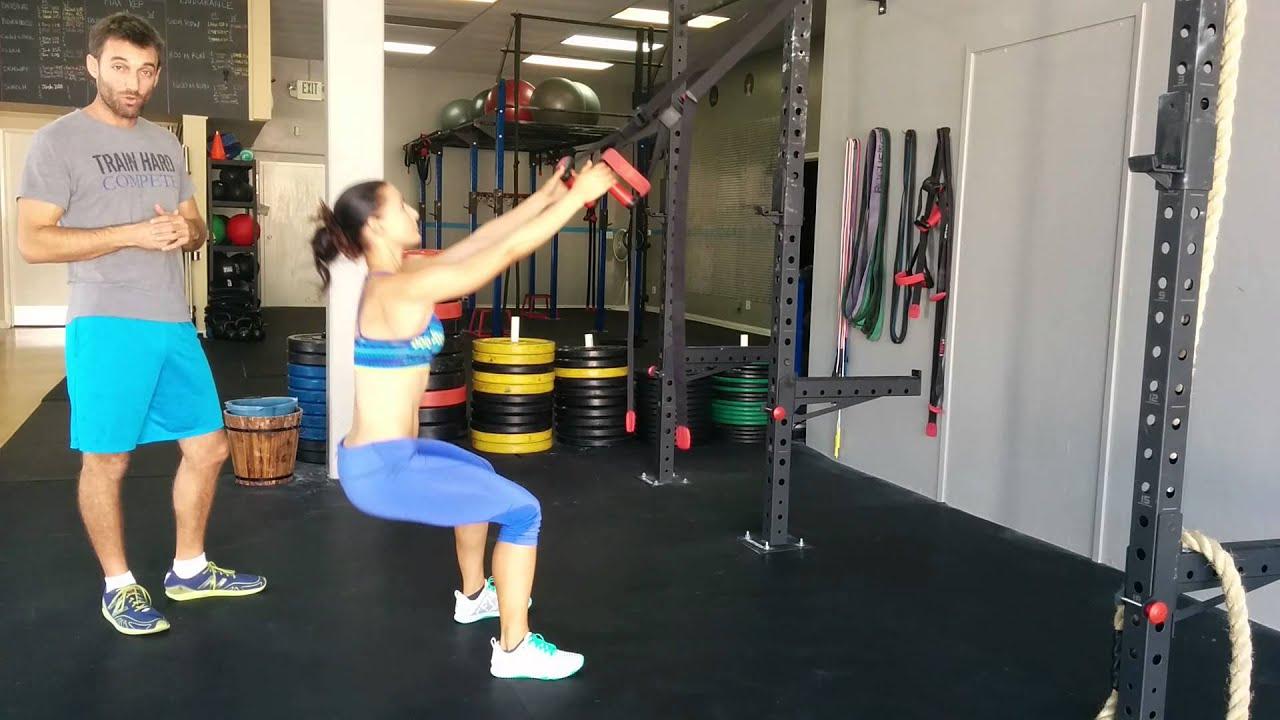 jungle gym xt övningar