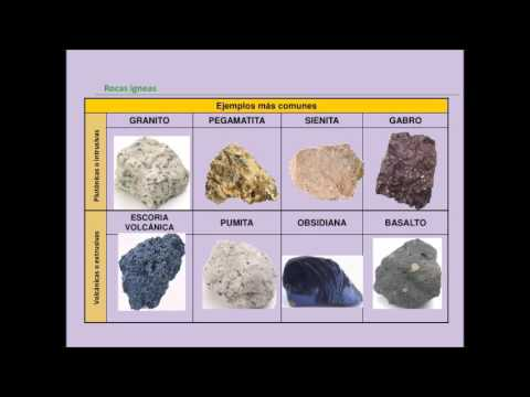 Tipos de suelos y rocas en la construcci n equipo no 4 for Materiales que componen el suelo