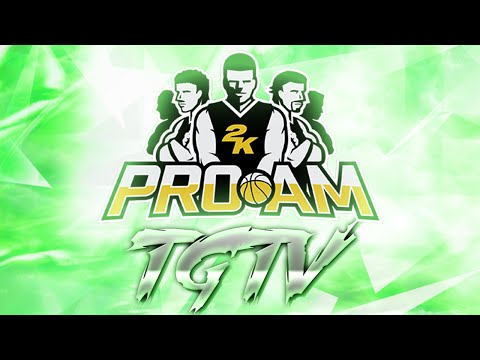 NBA 2K16 Pro-Am TOURNAMENT Tryouts (The Gentlemen)