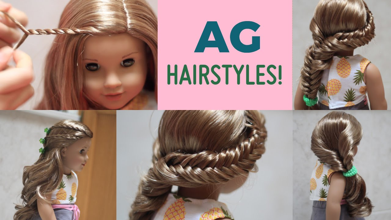 Three Ag Hairstyles For Lea Goty 2016 Youtube
