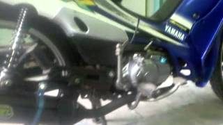 Knalpot Nob1 Silent Sport Vega R