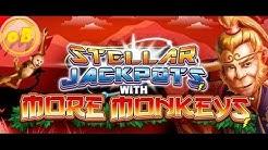 More Monkeys - Bonus Freespins - Big Win - Lets Test Online Casino Slots