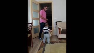 16 Haziran 2016 baba oğul ramazan davulu düeti ☺️