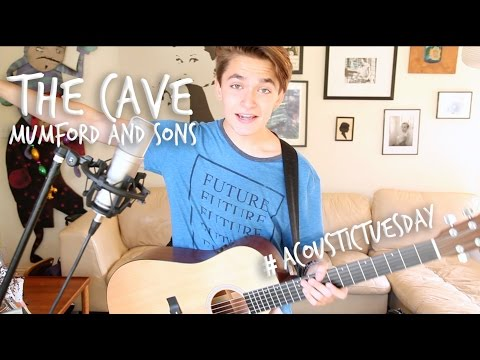 The Cave - Mumford and Sons (Acoustic Cover by Ian Grey)
