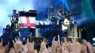 Linkin Park Crawling Download Festival England 2014 HD
