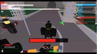 Roblox RAA Überfall auf Sleet Clan