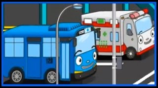 TAYO the Little Bus Learn TRAFFIC RULES - Children