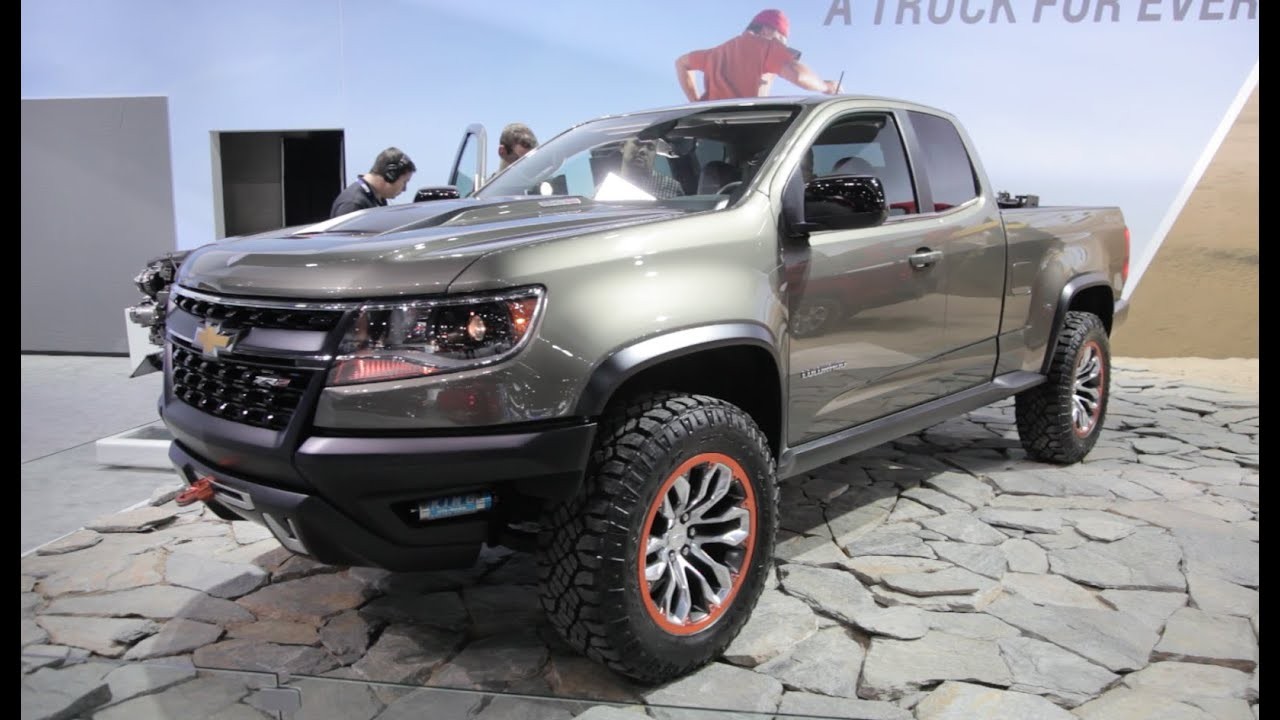Maxresdefault furthermore Chevrolet Colorado Zr Concept Live Chicago Auto Show moreover F furthermore Maxresdefault likewise S. on 2014 chevy colorado zr2