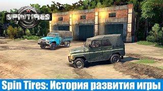 Игра которую мы любим Spin Tires: История развития игры