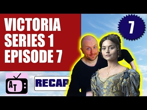 Victoria ITV 2016 Series 1 Episode 7 7/10 | Aerial Telly #59
