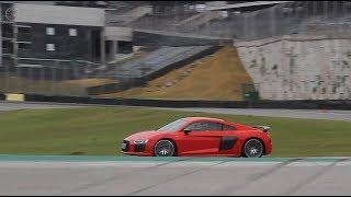 Audi R8 V10 no FULLPOWER LAP: novo superesportivo quer a liderança do Ranking. Será que consegue?