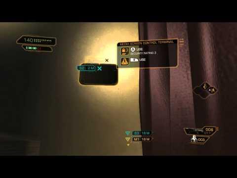 Deus Ex: Human Revolution DC - Shanghai Justice Complete, Hack Media Signal, Malik, Praxis Kit