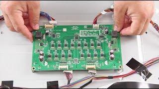 Vizio D65U-D2 TV Board Replacement - How to Fix Your Vizio 65