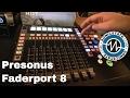 Superbooth 2017: Presonus Faderport 8