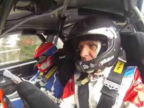 Essai Hyundai i20 WRC par Fran ois Delecour