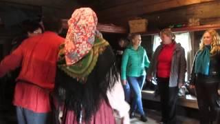 видео «Семёнково», архитектурно-этнографический музей Вологодской области
