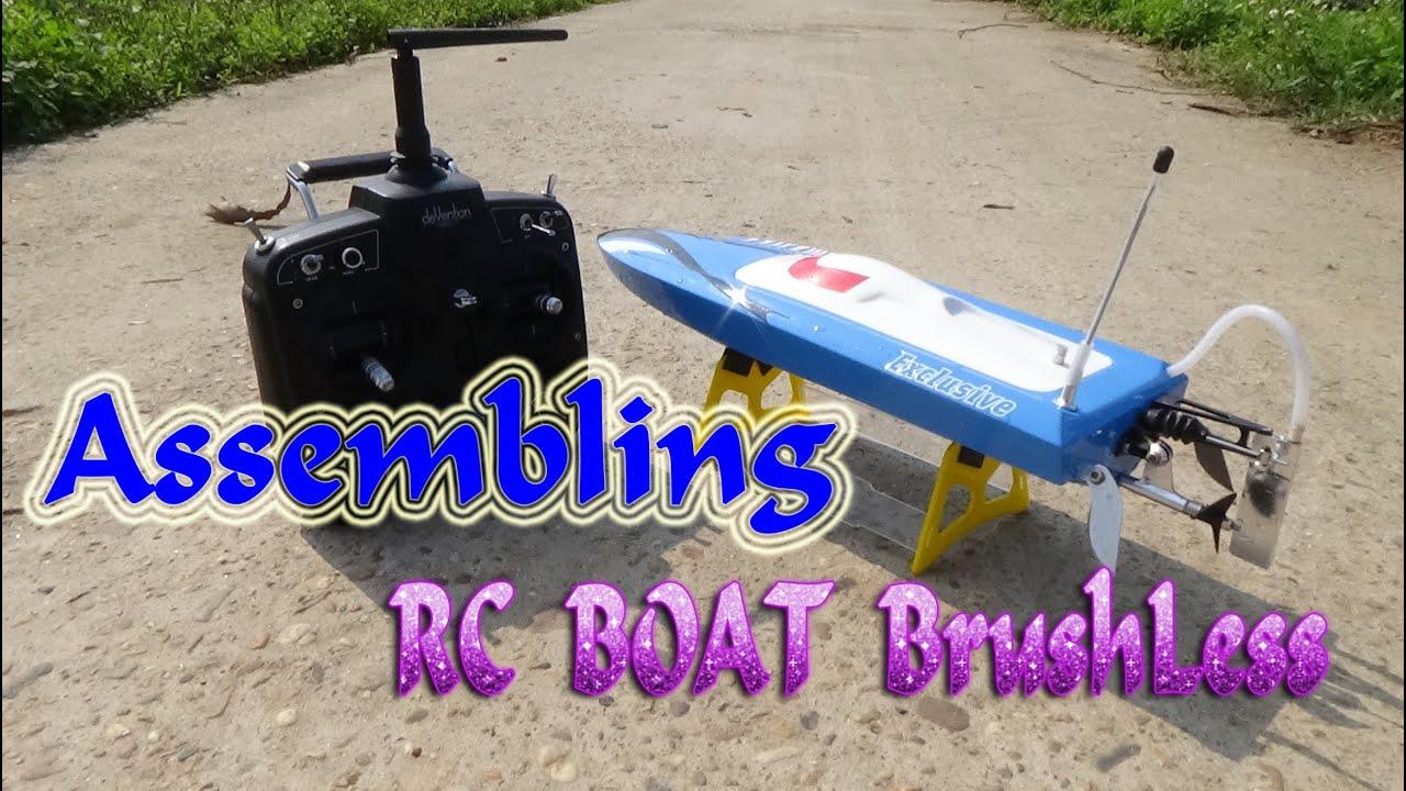 Assembling rc brushless boat diy kit dtrc mini little pepper m44105 assembling rc brushless boat diy kit dtrc mini little pepper m44105 gearbest youtube solutioingenieria Gallery