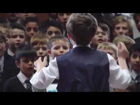 Bedford Prep School House Singing 2018