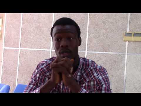 My UL Journey with Stanley M. Oppong, Magna Cum Laude - Chemistry