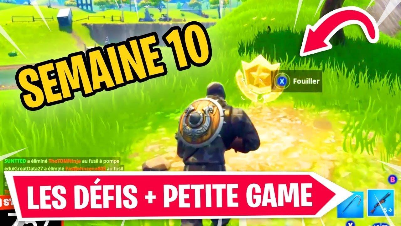 foto s oblozhki defis semaine 10 gameplay fortnite suntted - panneau fortnite paradise palm