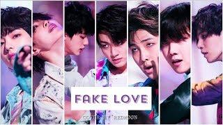 [VOCAL COVER] BTS (방탄소년단) 'FAKE LOVE' by REDMØØN Welcome Julles!