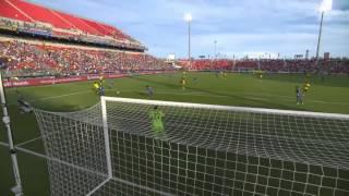 Золотой кубок КОНКАКАФ. Группа В. 3-й тур. Ямайка - Сальвадор 1:0