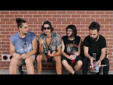 The Medics (Cairns) - Interview at Big Day Out 2013