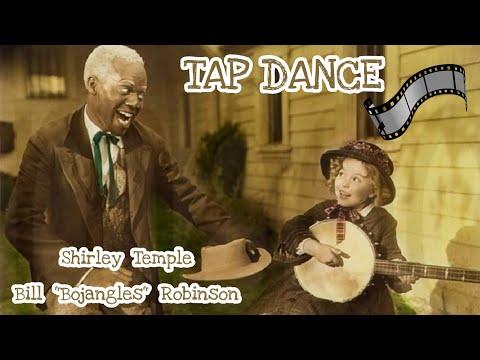 "Shirley Temple & Bill ""Bojangles"" Robinson - Tap Dancing"