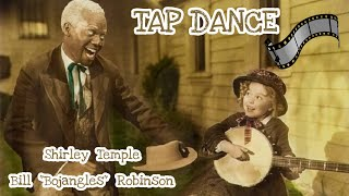 "Shirley Temple & Bill ""Bojangles"" Robinson - Tap Dancing"