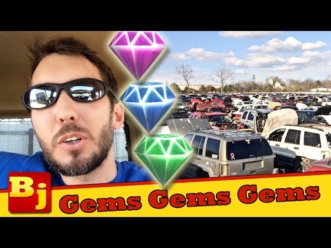 What To Look For At The Salvage Yard - Operation Cheap Jeep