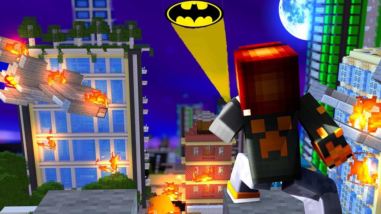 Minecraft Cidade De Herois Serie Nova Ine Youtube