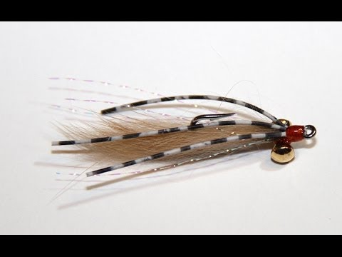 Fly Tying - Ascension Bay Bonefish Fly