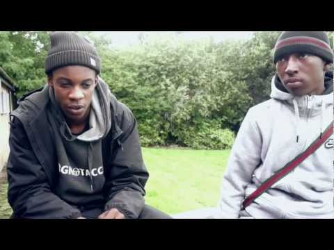 Don't Get Gassed (The Reality Of Knife Crime) - Real Talk/Real Action