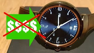 ASUS ZenWatch 3 Review: Low Price... Is it still good?