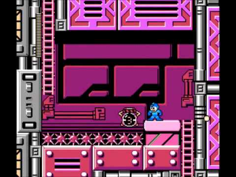 Rockman 8 FC (9): Wily Tower 1, 2, & 3