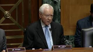 Hatch Opens Hearing to Consider Andrew Saul for Commissioner of the SSA
