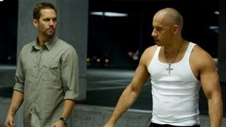 Fast And Furious 7 Paul Walker Extended Scenes (Details)
