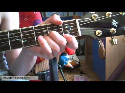 Nickelback - Savin Me (Cover, Part 2 Chords) - YouTube
