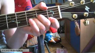 Nickelback - savin me (cover, part 2 ...