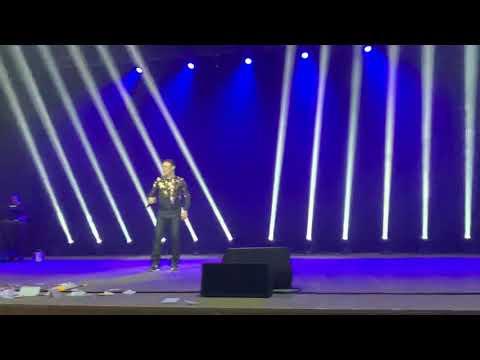 Юрий Шатунов - Звёздная ночь/Концерт/Екатеринбург 03.03.2020