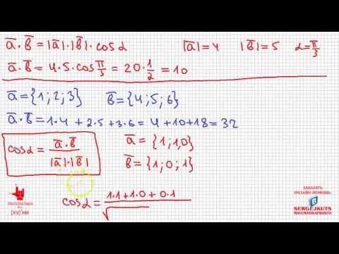 Длина (модуль) вектора, формулы и онлайн калькуляторы