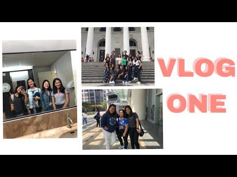 First Vlog!! (Enchanted Kingdom, Fort Santiago & more)