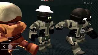 2 ROBLOX GAMES IN ONE!! (Roblox Stalker and roblox Gun Simulater)