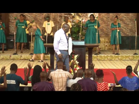 Sunday Service 6th of January 2019 with Pastor Wilfred Lai