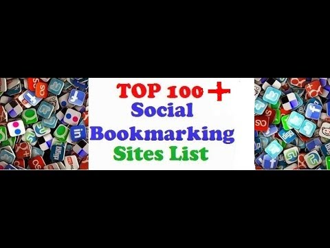 How To Submit Your Website Top 100+Social Bookmarking Site Very Easy Way |Bangle Tutorial