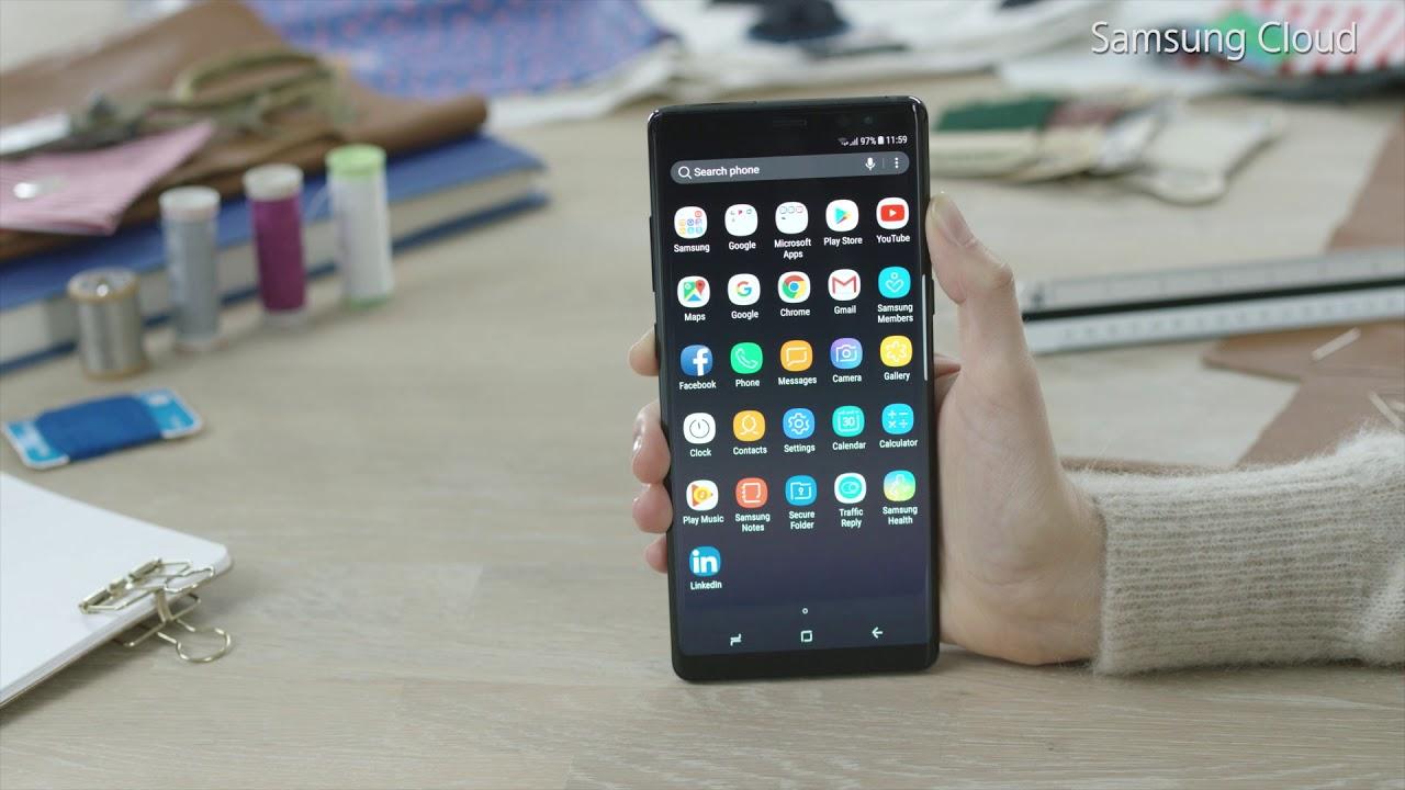 Backup your data (Hong-Kong version) | Samsung Support HK_EN