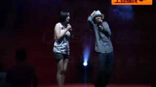 20090906上海歌友會 蕭敬騰阿飛的小蝴蝶